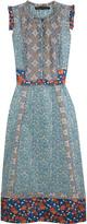Mairead patchwork dress