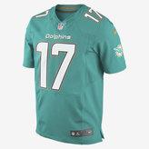 Nike NFL Miami Dolphins Elite Jersey (Ryan Tannehill) Men's Football Jersey