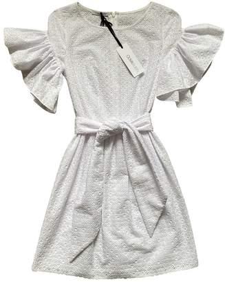 Olivia Rubin White Cotton Dresses