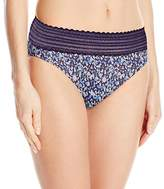 Warner's Women's No Pinching No Problems Lace Hipster Panty
