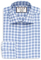 Thomas Pink Porter Check Dress Shirt - Bloomingdale's Regular Fit