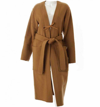 Celine Camel Cashmere Coats