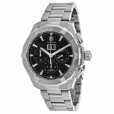 Tag Heuer Aquaracer CAY211Z.BA0926 Men's Round Silver Stainless Steel Watch
