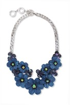 Forest of Chintz Poppy Necklace