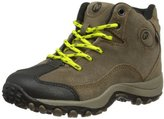 Merrell Chameleon Spin Waterproof, Unisex Kid's Lace-Up Boots -9 UK