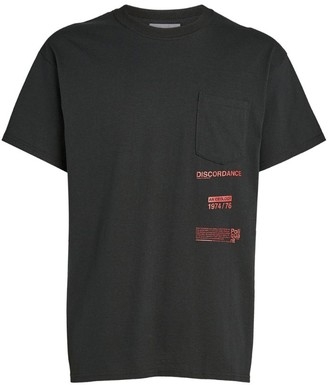 Children of the Discordance Bandana-Patch T-Shirt