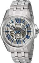 Bulova Men's 96A187 Analog Automatic Mechanical Dress Watch
