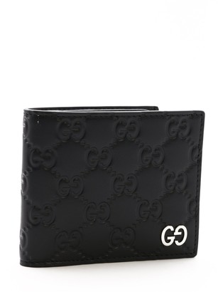 Gucci Signature Bifold Wallet