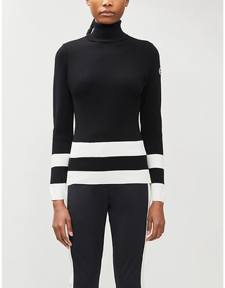 Fusalp Ubac turtleneck knitted jumper