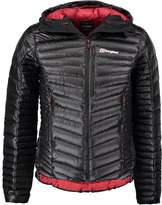 Berghaus Down Jacket Jet Black/red Dahlia