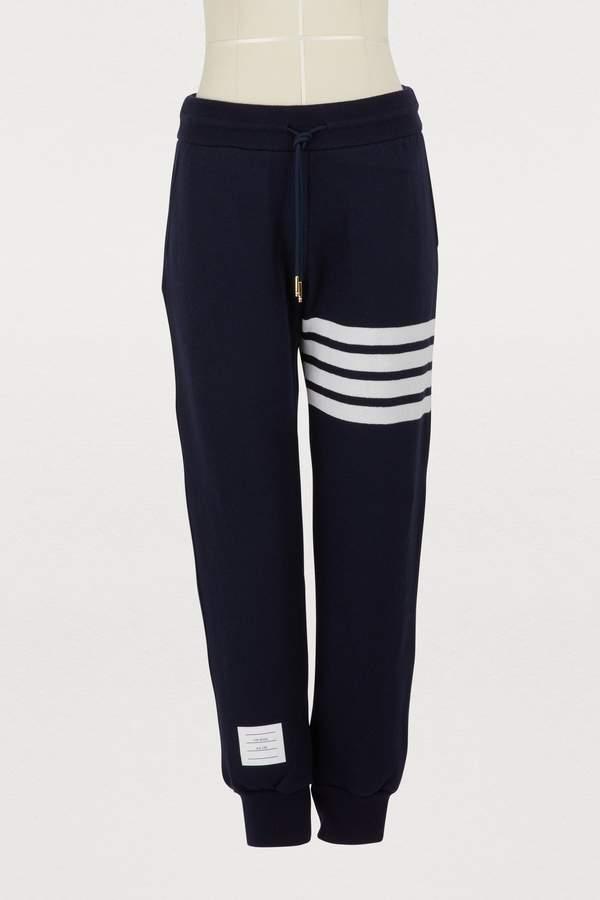 Thom Browne Cashmere sweatpants
