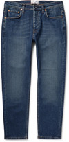 Acne Studios - Town Slim-fit Washed-denim Jeans