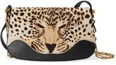 Gucci Leopard print shoulder bag