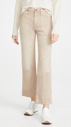 Alice + Olivia Jeans Utility Cargo Pants