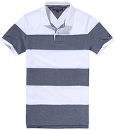 Tommy Hilfiger Oxford Stripe Polo Shirt