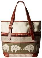 Pendleton Utility Tote Tote Handbags