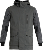 Canada Goose Selwyn down-filled hooded coat