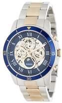 Fossil Men's Grant Automatic Bracelet Watch, 44mm