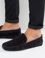 Aldo Feiria Suede Penny Loafer loafers