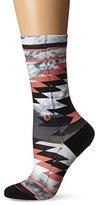 Stance Women's Thunder Storm Tomboy Light Crew Sock
