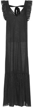Ganni Cotton maxi dress