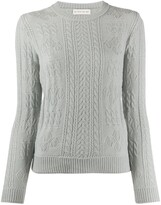 Etro wool long sleeve jumper
