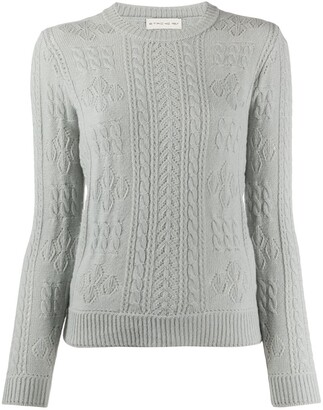Etro Wool Long Sleeve Jumper