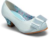 China Doll Light Blue Coco Dress Shoe