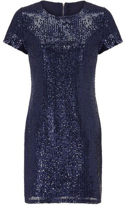 Yumi Sequin Bodycon Dress