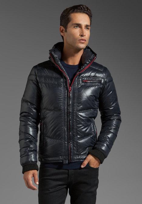Diesel Weroxim Down Jacket