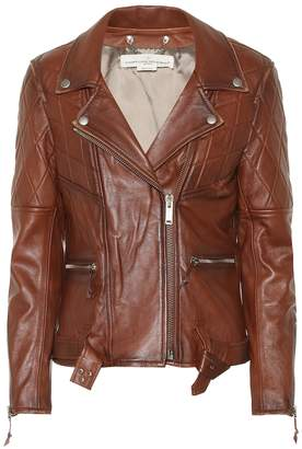 Golden Goose Yasu leather biker jacket