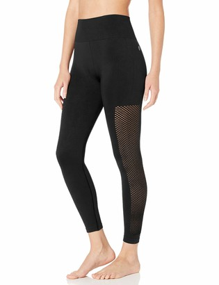 Core 10 Seamless High Waist Mesh Legging-26 Yoga Pants