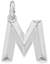 Thumbnail for your product : Monica Vinader M pendant charm