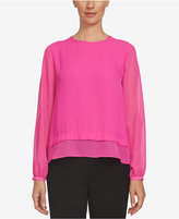 CeCe Double-Layer Top