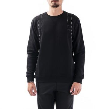 Les Hommes Cotton Sweater