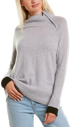 LISA TODD Hide & Seek Cashmere Sweater