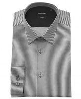 Remus Uomo Contrast Trim Stripe Shirt
