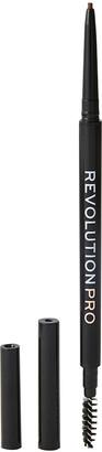 Revolution Pro Microblading Precision Eyebrow Pencil Soft Brown