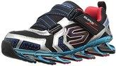 Skechers Mega Blade 2.0 Z-Strap Sneaker (Little Kid/Big Kid)