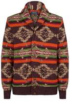 Polo Ralph Lauren Knitted Jacquard Cardigan