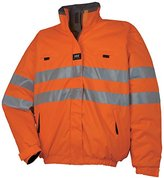 Helly Hansen Workwear Men's Motala Reversible High Visibility Jacket