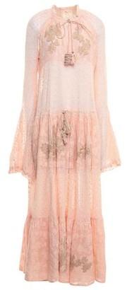 ANJUNA 3/4 length dress