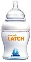Munchkin LATCH 1pk BPA Free Baby Bottle