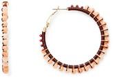 Rebecca Minkoff Thread Wrapped Beaded Earring
