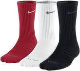 Nike 3-pk. Dri-FIT Crew Training Socks