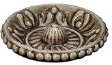 Lazy Susan Moss Florid Ceramic Bowl