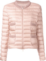 Moncler puffer jacket - women - Feather Down/Polyamide - 0