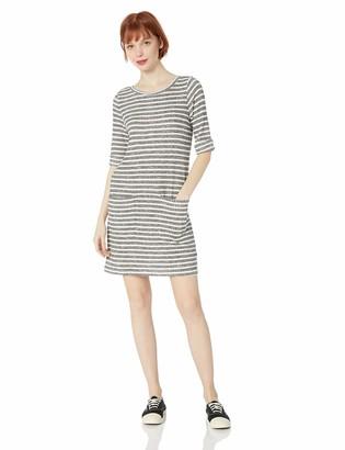 Jack by BB Dakota Junior's in The Pocket Stripe Knit Shift Dress