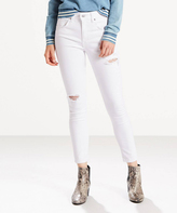 Levi's Another Dimension 721TM Vintage High Rise Skinny Ankle Jeans