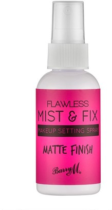 Barry M Matte Makeup Setting Spray 50Ml